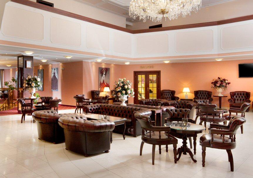 Hotelu Chateau Monty SPA Mariánské Lázně 5
