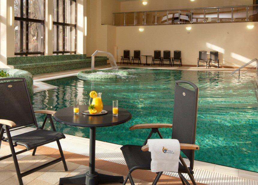 Hotelu Chateau Monty SPA Mariánské Lázně 7