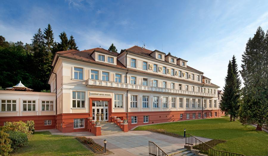 Hotelu Morava Luhačovice 1