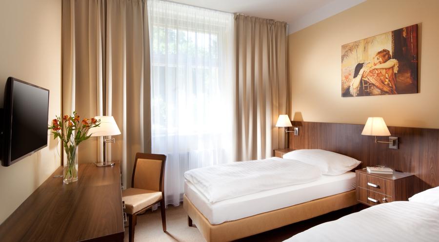 Hotelu Morava Luhačovice 2