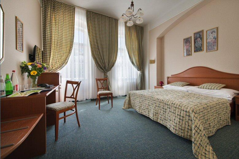 Hotelu EA Mozart Karlovy Vary 1