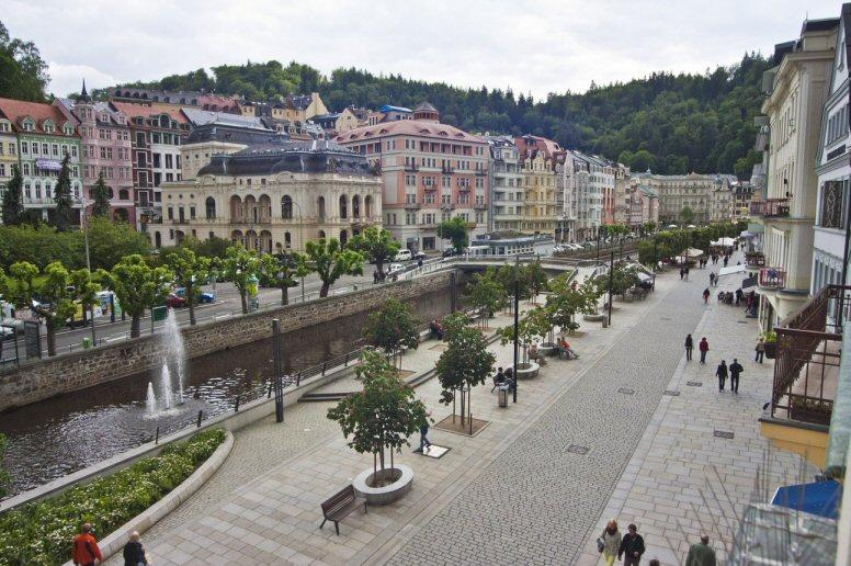 Hotelu EA Mozart Karlovy Vary 12