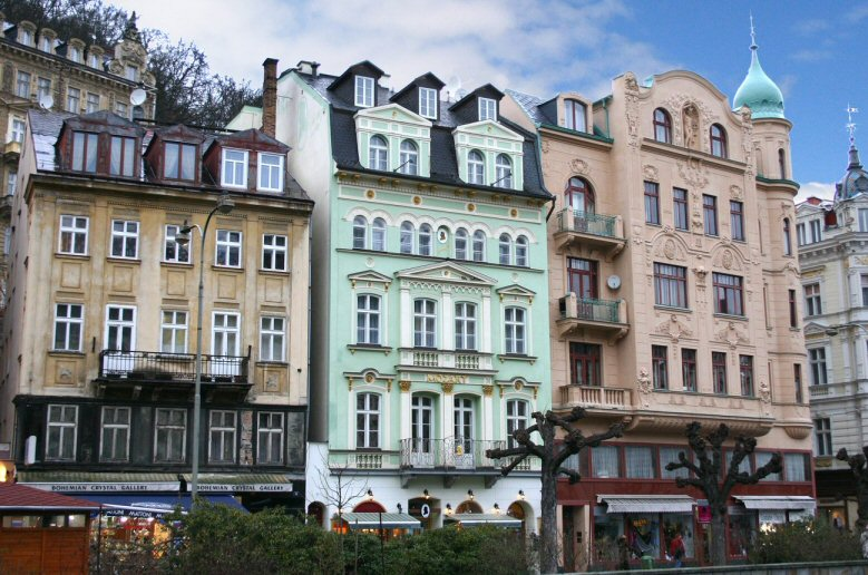 Hotelu EA Mozart Karlovy Vary 3
