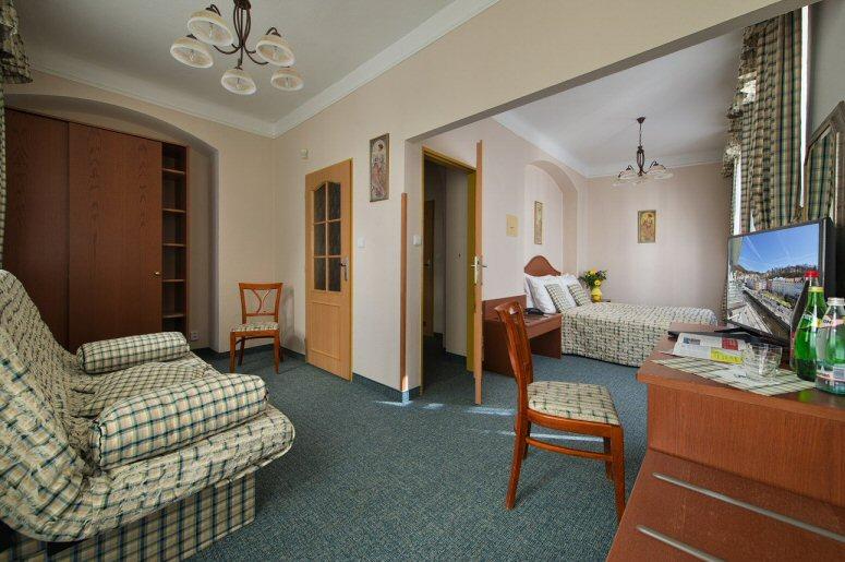 Hotelu EA Mozart Karlovy Vary 7