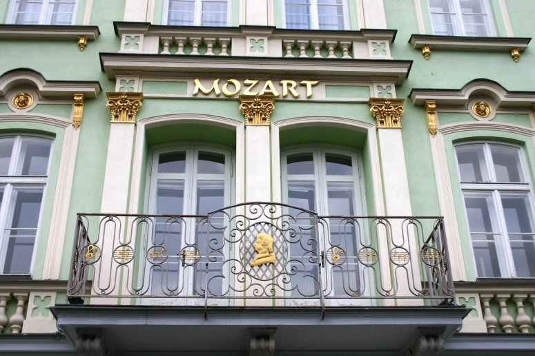Hotelu EA Mozart Karlovy Vary 9