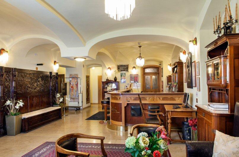 Hotel Mucha photo 11
