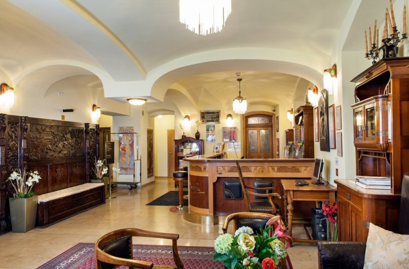 Hotel Mucha fotografie 11