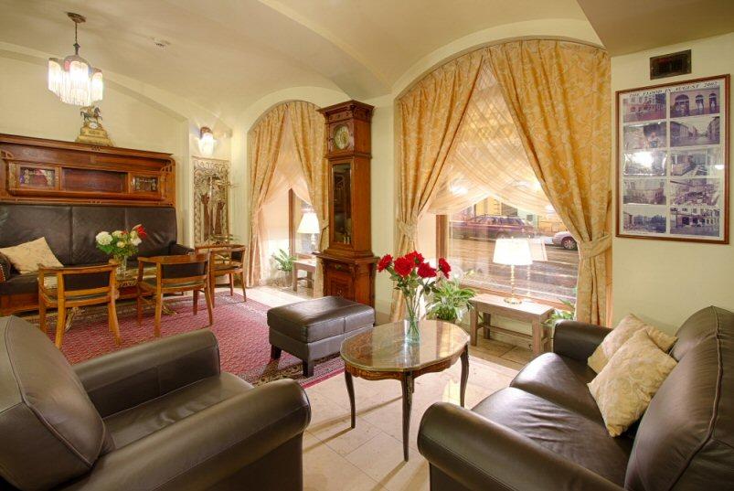 Hotel Mucha fotografie 7