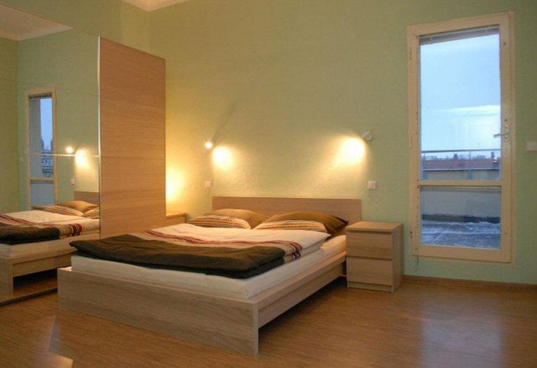 Apartmánu Národní Praha 11