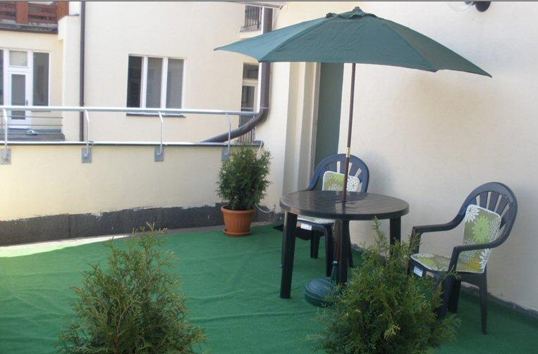Apartmánu Národní Praha 12