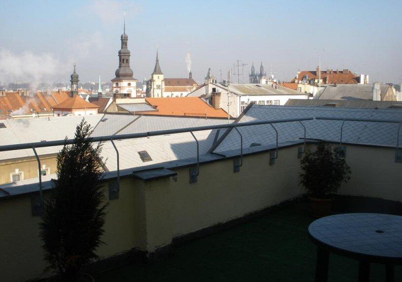 Apartmánu Národní Praha 6