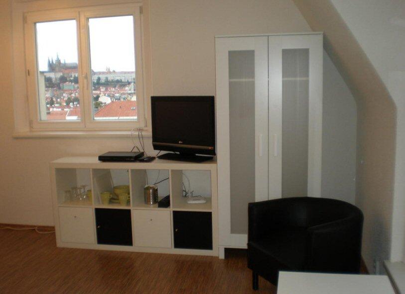Apartmánu Národní Praha 8