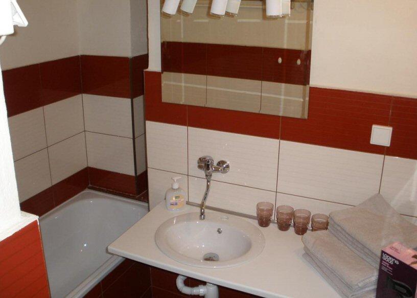 Apartmánu Národní  2 Praha 5