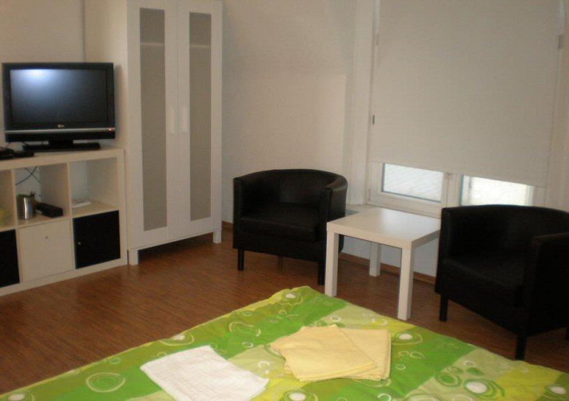 Apartmánu Národní  2 Praha 9
