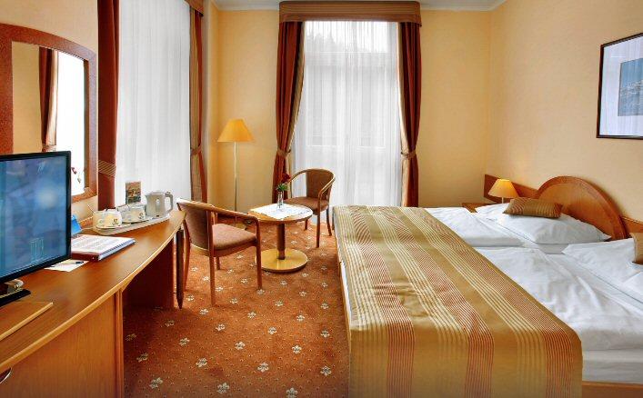 Hotel Neapol Mariánské Lázně