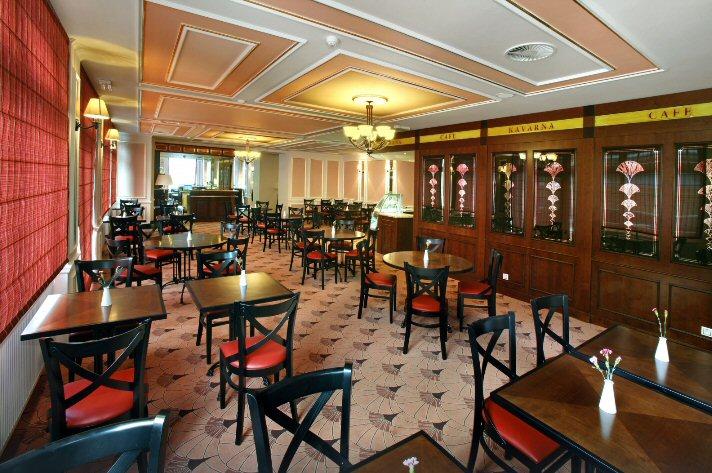 Hotelu Neapol Mariánské Lázně 10
