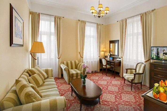 Hotelu Neapol Mariánské Lázně 11