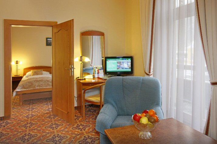 Hotelu Neapol Mariánské Lázně 12
