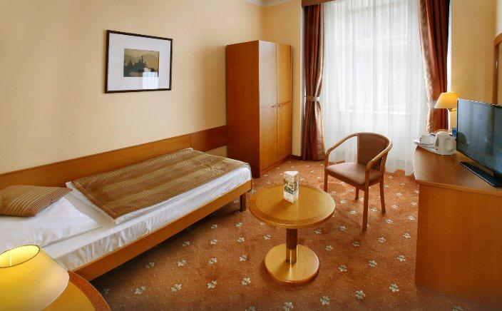 Hotelu Neapol Mariánské Lázně 2