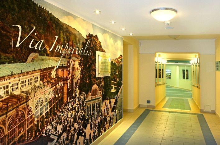 Hotelu Neapol Mariánské Lázně 8