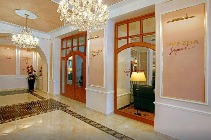 Hotelu Neapol Mariánské Lázně 9