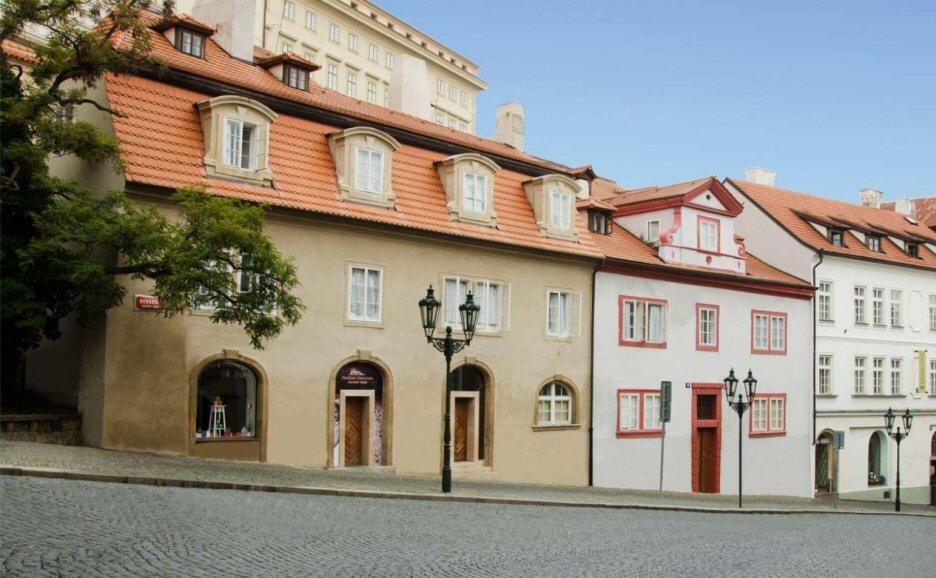Hotelu Neruda Praha 5