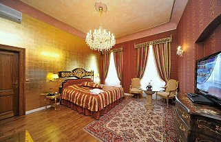 Hotelu Nosticova Praha 1