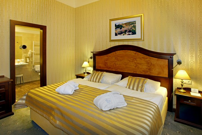 Hotelu Danubius Spa Nové Lázně Mariánské Lázně 1