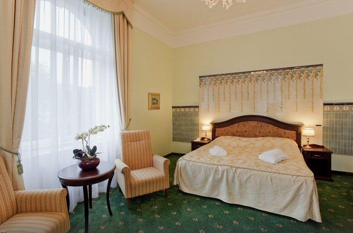 Hotel Danubius Spa Nové Lázně photo 2