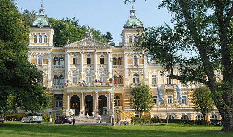 Hotelu Danubius Spa Nové Lázně Mariánské Lázně 3