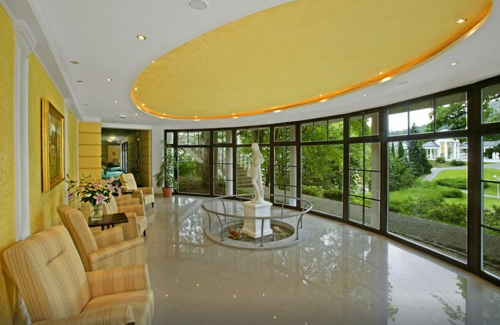 Hotelu Danubius Spa Nové Lázně Mariánské Lázně 5