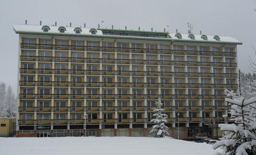 Hotelu Nový dům Lázně Libverda 7