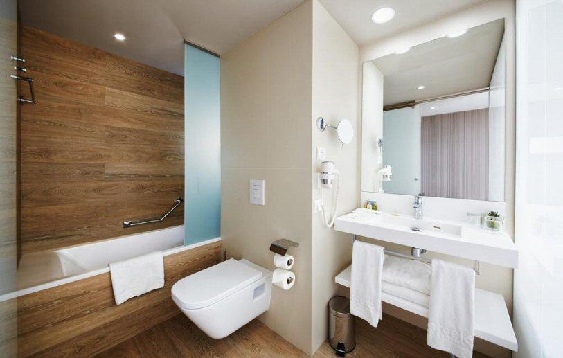 Hotelu Occidental Praha 6