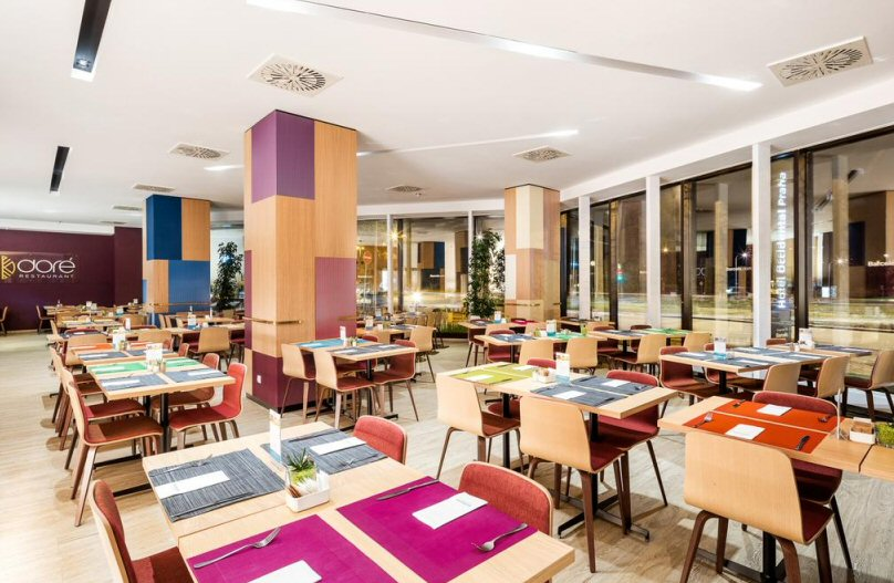 Hotelu Occidental Praha 7