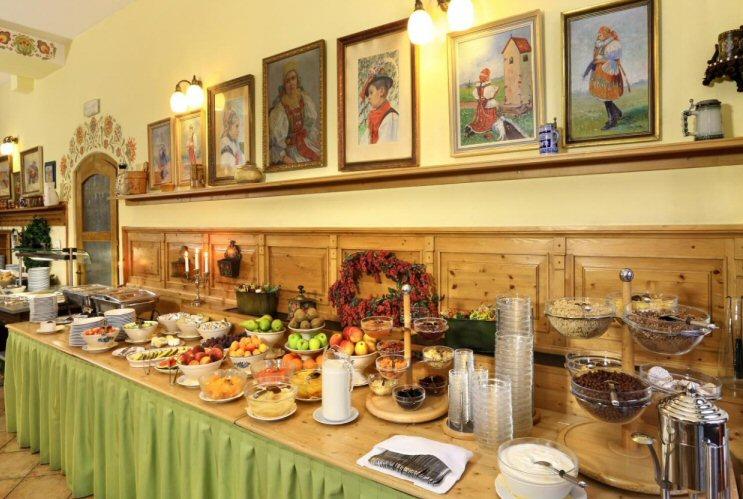 Hotelu Old Inn Český Krumlov 10
