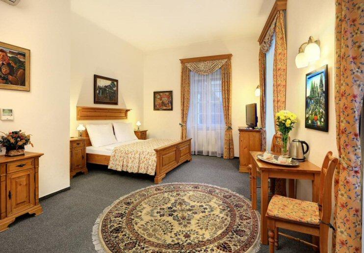 HOTEL OLD INN ČESKÝ KRUMLOV