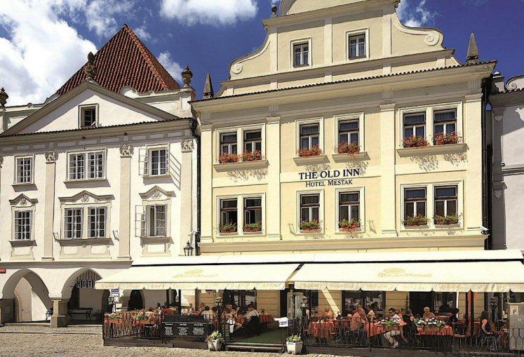 Hotelu Old Inn Český Krumlov 3