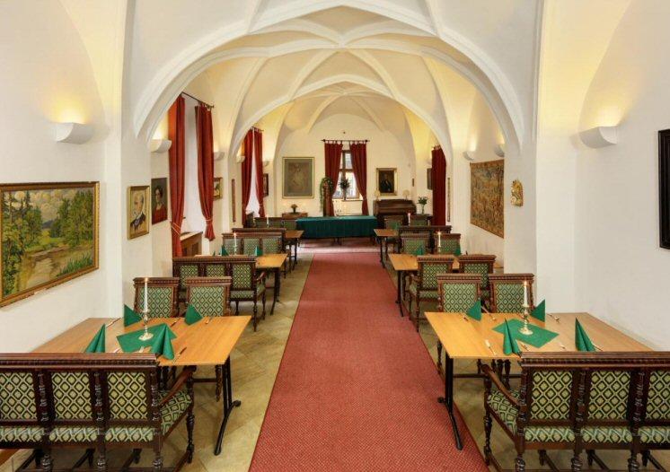 Hotelu Old Inn Český Krumlov 9