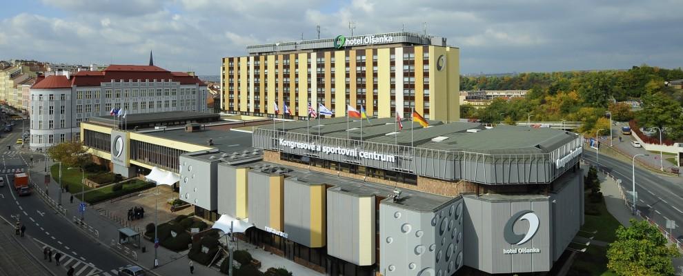 Hotelu Olšanka Praha 4