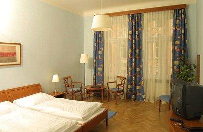 Hotelu Orion Praha 3