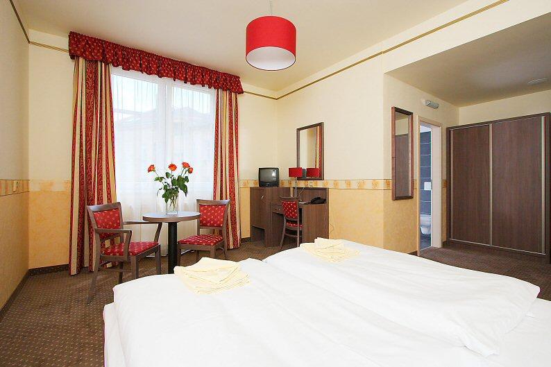 Hotelu Ostrůvek Praha 1