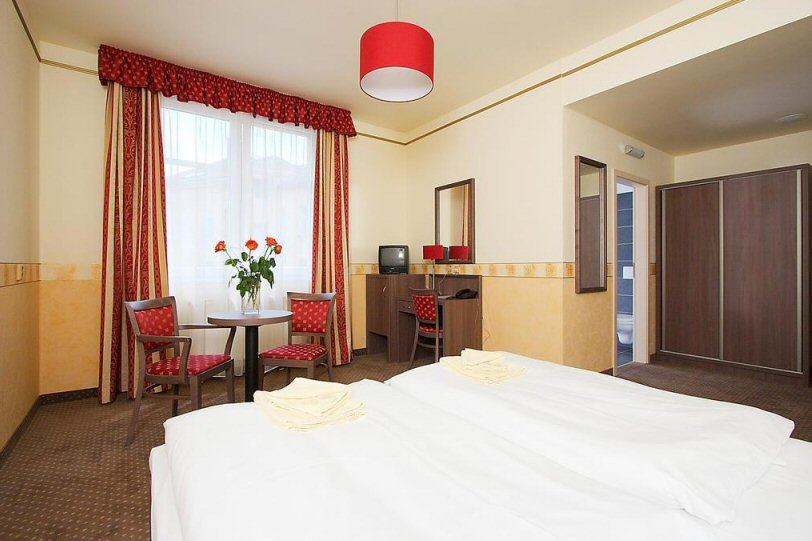 Hotelu Ostrůvek Praha 10