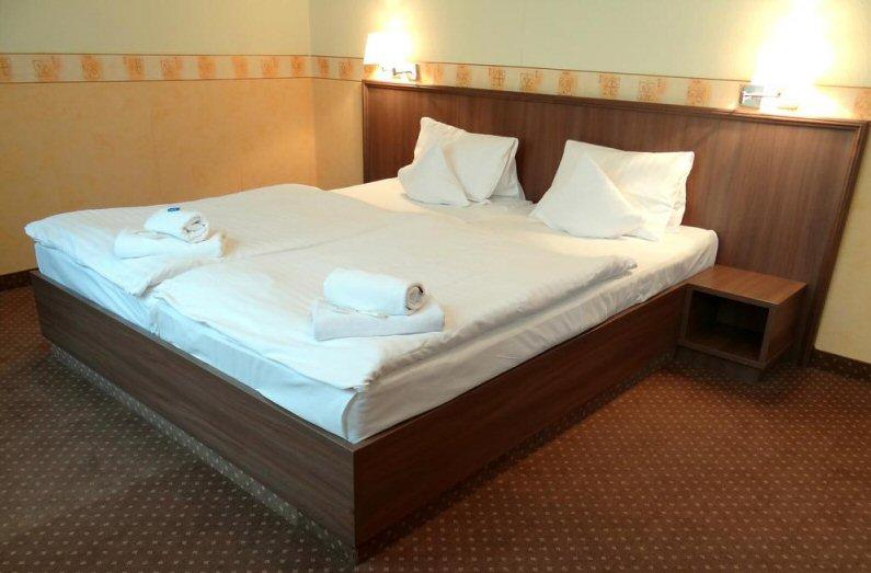 Hotelu Ostrůvek Praha 11