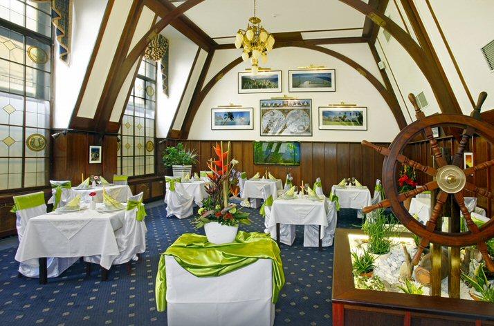 Hotelu Danubius Spa Pacifik Mariánské Lázně 11