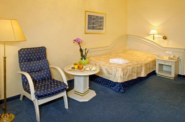 Hotelu Danubius Spa Pacifik Mariánské Lázně 2