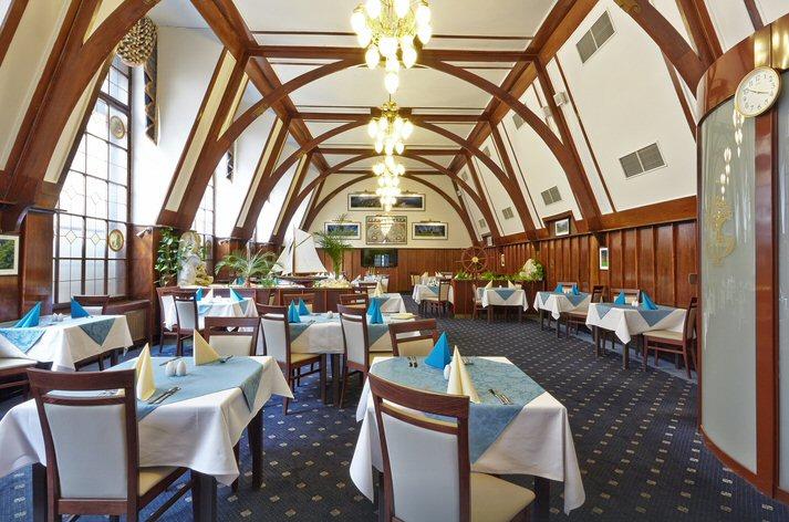 Hotelu Danubius Spa Pacifik Mariánské Lázně 5