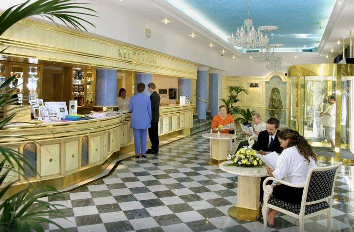 Hotelu Danubius Spa Pacifik Mariánské Lázně 6