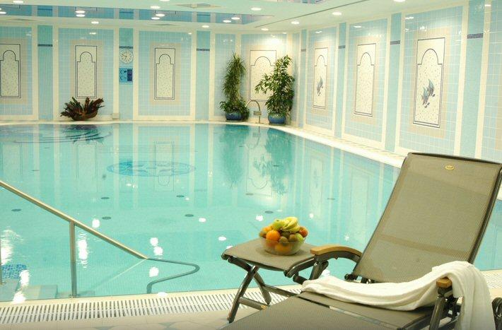 Hotelu Danubius Spa Pacifik Mariánské Lázně 7