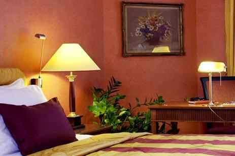 Hotel Art Nouveau Palace Praha
