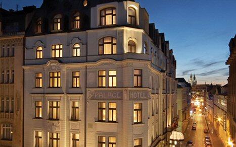 Hotel Art Nouveau Palace photo 3
